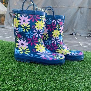 children's rubber gum boots